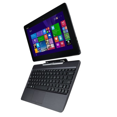 Планшет ASUS Transformer Book T100TAF 32Gb + 500Gb on keyboard Gray (T100TAF-DH13-CA)