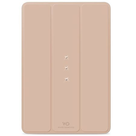 White Diamonds Crystal Air Booklet Rose Gold for iPad mini 4 (6031TYT56)