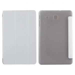 "Goospery Soft Mercury Smart Cover Samsung T560 Galaxy Tab E 9.6"" White"